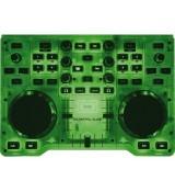 Hercules DJ Control Glow Green Konsola DJ USB