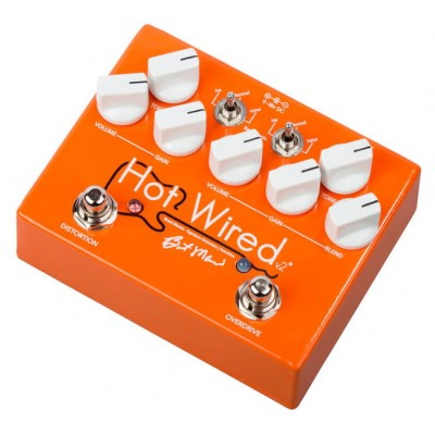 Wampler Hot Wired V2 - efekt gitarowy