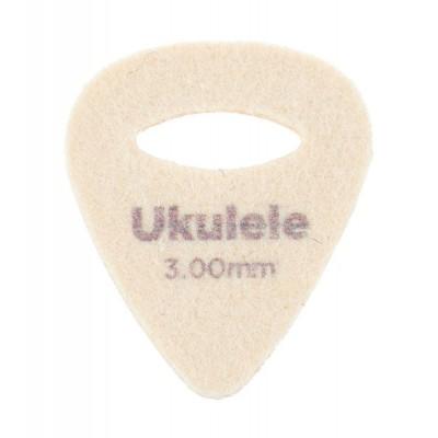 D'Addario Ukulele Felt Pick kostka do ukulele