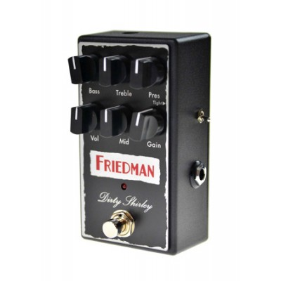 Friedman Dirty Shirley - efekt gitarowy