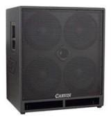 Carvin BRX-10 - kolumna basowa 1200 Watt