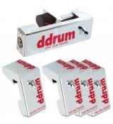 Ddrum Chrome Elite Trigger Kit - zestaw triggerów perkusyjnych