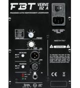 FBT Verve 112 A - aktywna kolumna 400+100 Watt