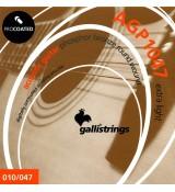 Galli AGP1047 Extra Light - struny powlekane do gitary akustycznej
