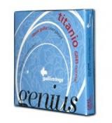 Galli GR45 Genius Titanio - struny do gitary klasycznej
