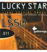 Galli LS-50 Light Special - struny do gitary akustycznej
