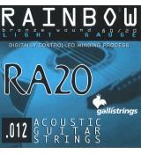 Galli RA20 Light - struny do gitary akustycznej