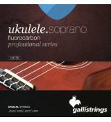 Galli UX750 - struny do ukulele sopranowego