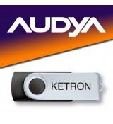 Ketron Pendrive 2016 Audya Style Upgrade - pendrive z dodatkowymi stylami