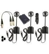 Prodipe UHF DSP AL21 PACK DUO - zestaw mikrofonów instrumentalnych