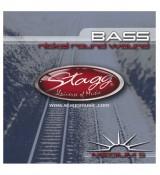 Stagg BA 4525 S5 - struny do gitary basowej, 5