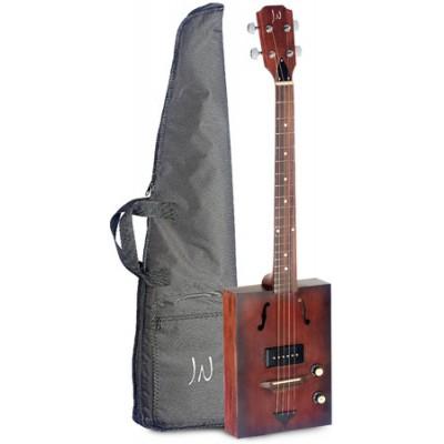 James Neligan Cask-Hogshead - gitara elektro-akustyczna, cigarbox