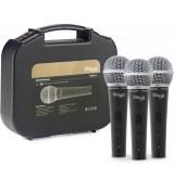 Stagg SSDM50-3 - zestaw mikrofonowy