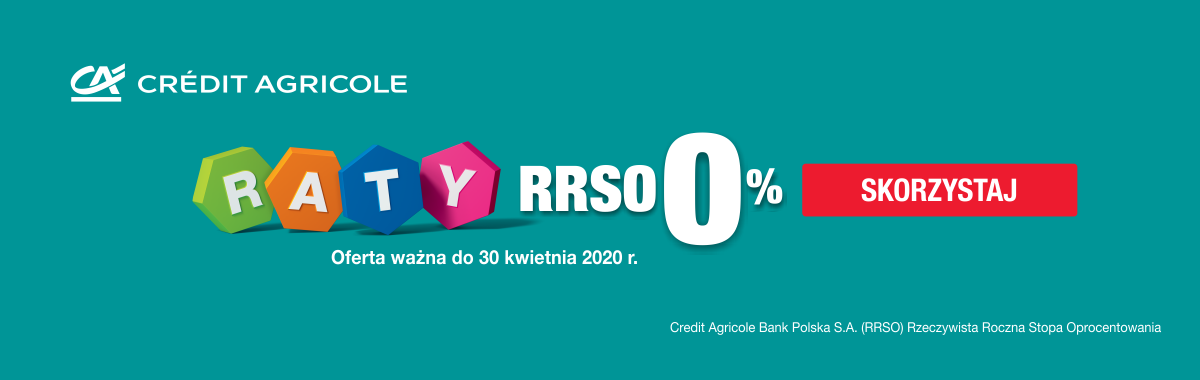 Wiosenne Raty 0%